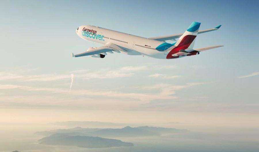 Grupa Lufthansy ujawniła długodystansowe połączenia Eurowings Discover
