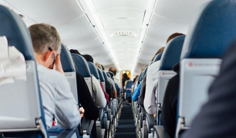 Lotnictwo odradza się powoli. Nowe prognozy Eurocontrol mniej optymistyczne