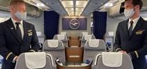 Lufthansa oferuje sypialne rzędy siedzeń
