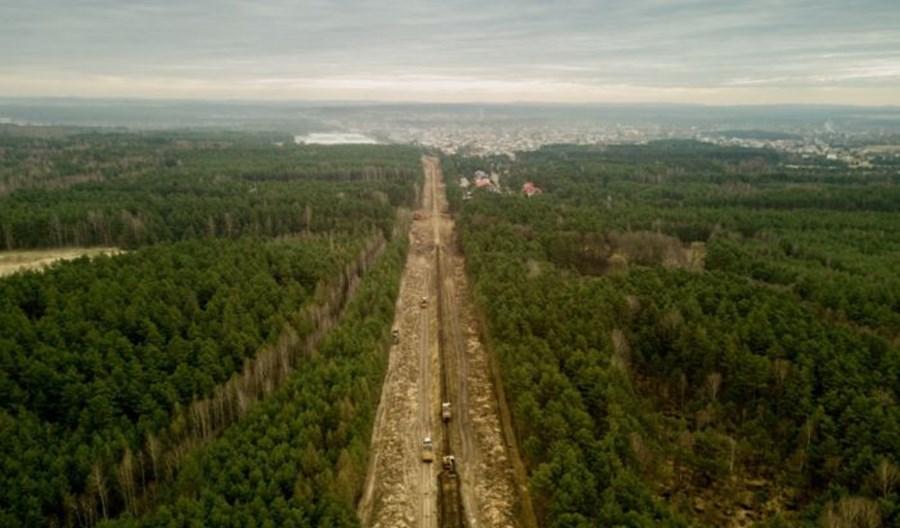 Odbudowa kolei do Katowice Airport przyjazna środowisku. Szereg działań