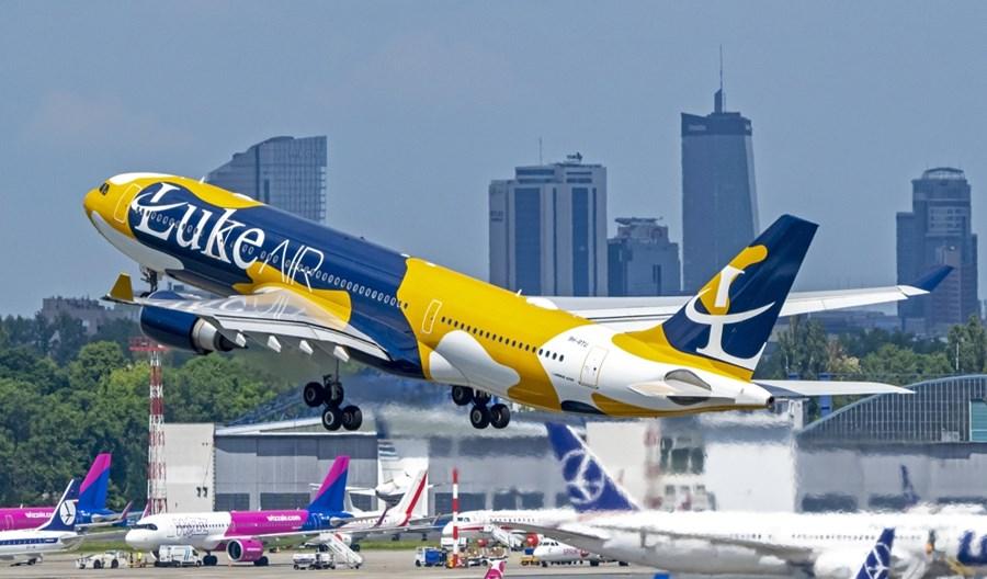 Odrzutowiec Luke Air odleciał z Warszawy na Zanzibar. W środę rejs do Male