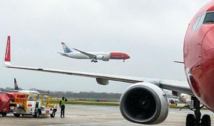 Coraz więcej operacji lotniczych w Europie. Norwegian Air najsłabsze w maju