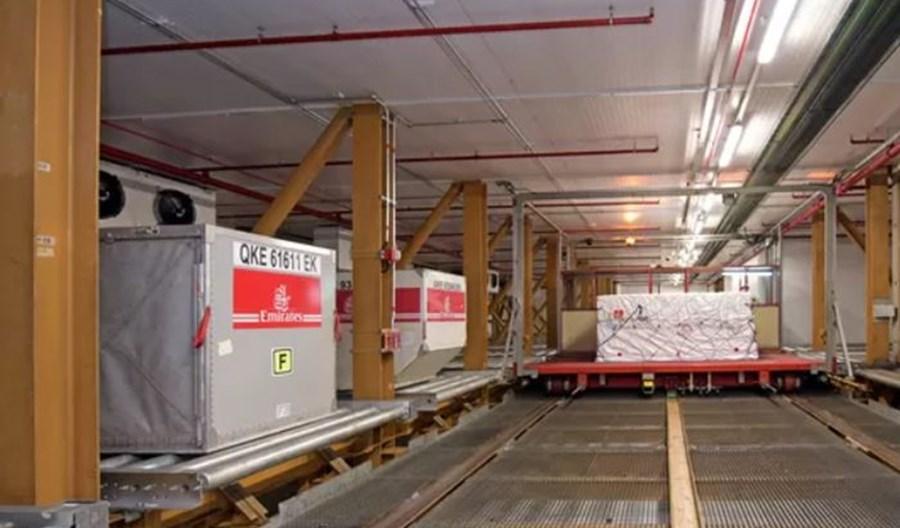 Emirates SkyCargo rozbudowują infrastrukturę sieci chłodniczej w Dubaju