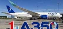 Airbus: Linia World2fly odebrała pierwszego A350-900