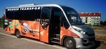 Autobusem z portu Olsztyn-Mazury przez Krainę Wielkich Jezior