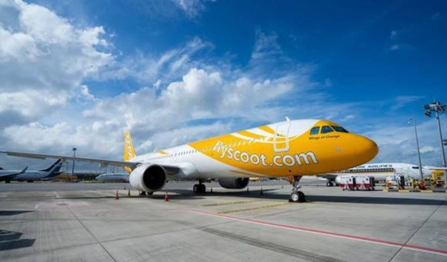 Scoot nowym użytkownikiem samolotów A321neo
