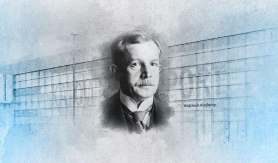 Wojciech Korfanty patronem Katowice Airport