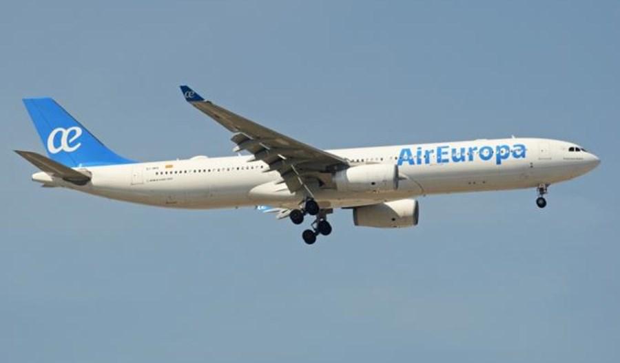 KE wszczęła dochodzenie w sprawie przejęcia Air Europa przez IAG