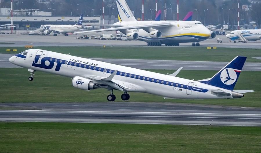 Malowania Bamboo Airways i retro LOT pozostaną na samolotach E175 i E195
