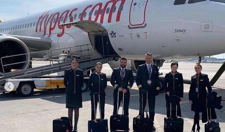 Kłopoty z personelem Pegasus Airlines i odwołane loty z Niemiec