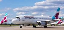 Sześć nowych tras Eurowings. Więcej lotów z Nadrenii