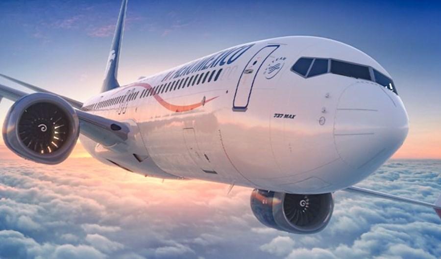 Aeromexico coraz bliżej poziomu z 2019 roku. Dominują loty krajowe