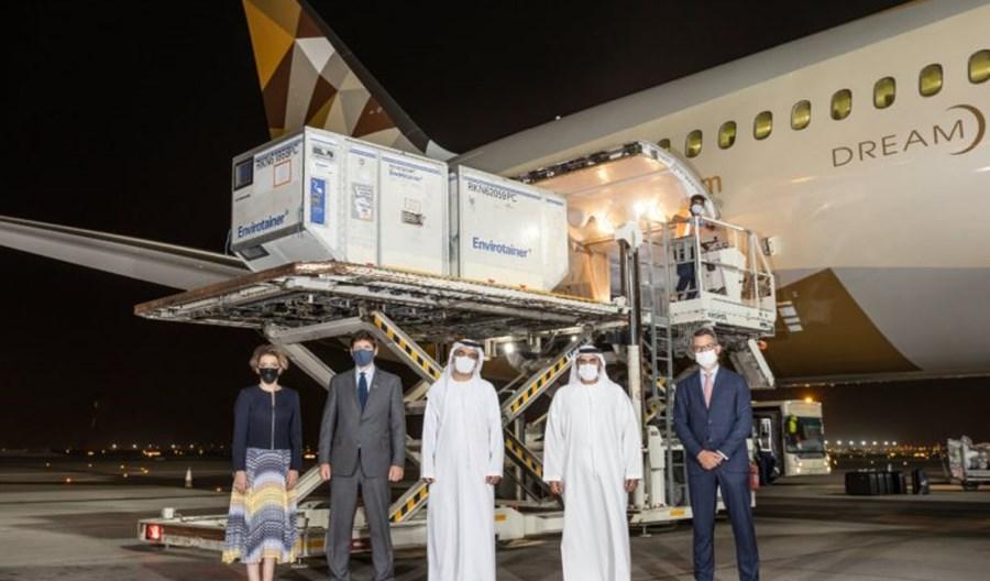 Etihad Cargo i CargoAi nawiązały współpracę