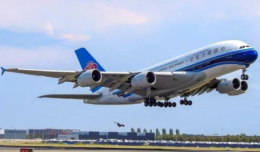 China Southern Airlines wznowiły rejsy A380 na trasie Kanton – Sydney