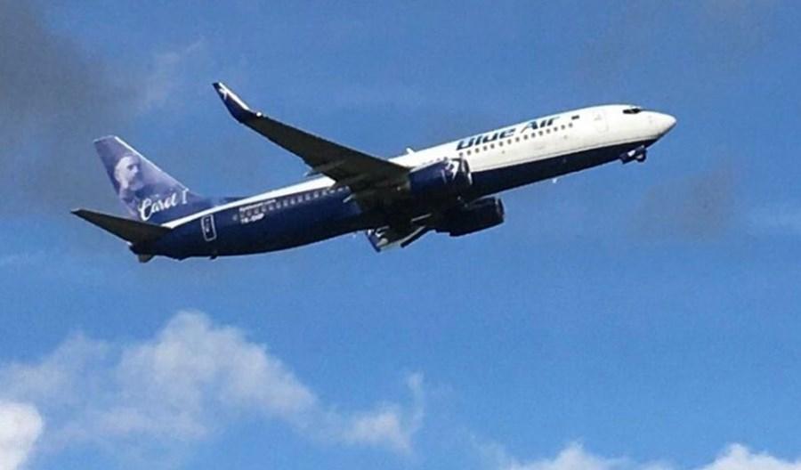 Nowe połączenia Blue Air z Mediolanu. Dwa razy dziennie do Bukaresztu