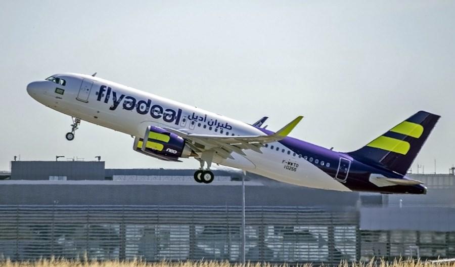 flyadeal odebrały pierwszego nowego airbusa A320neo