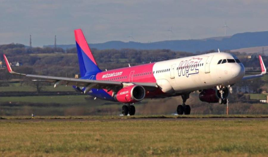 Wizz Air opóźnia o rok uruchomienie bazy w Cardiff