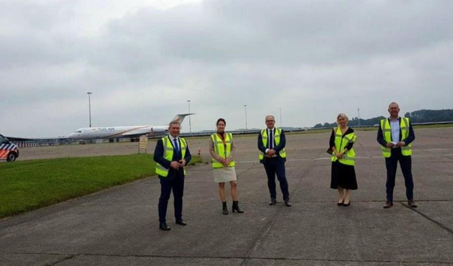 Jak wodór sprawdzi się na lotniskach? Wizyta w Groningen