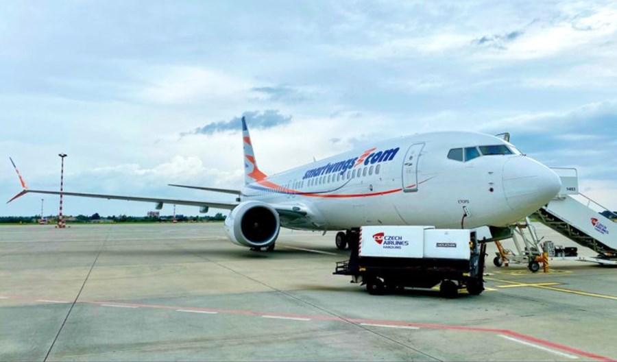 Smartwings realizują znów rejsy siedmioma boeingami 737 MAX 8. Dwa latają z Polski