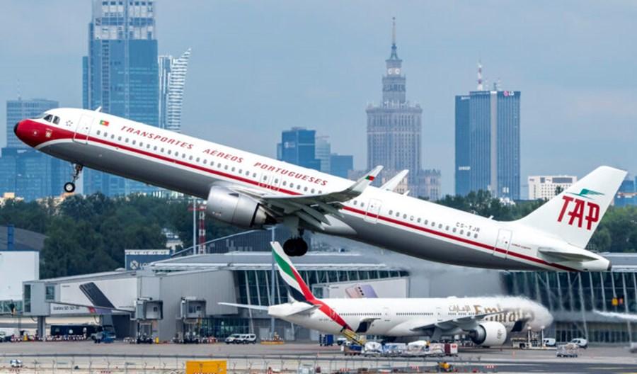 Kolejny wzrost i prawie 1750 operacji lotniczych dziennie w Polsce