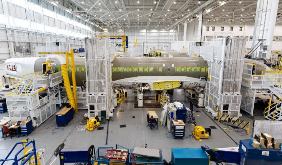 Niemcy: Nawet 2500 miejsc pracy w zakładach Airbusa zagrożonych likwidacją