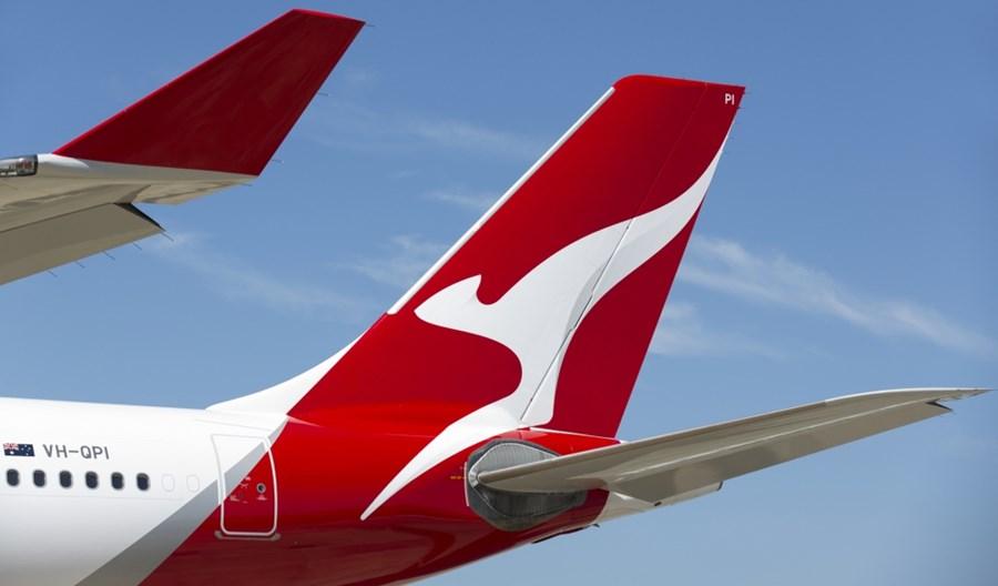 Linie Qantas przygotowały tła do Zoom z myślą o uziemionych pasażerach