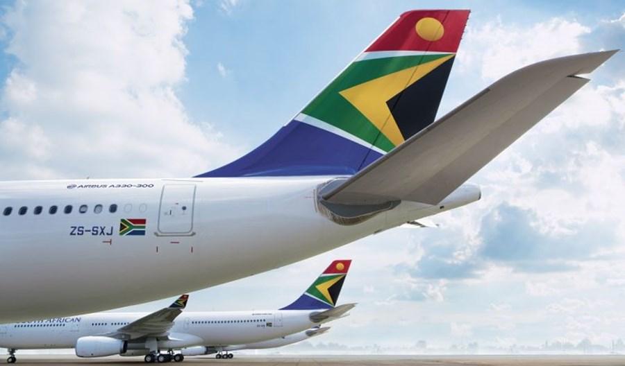 Restart SAA na początku jesieni. Tylko sześć połączeń z Johannesburga