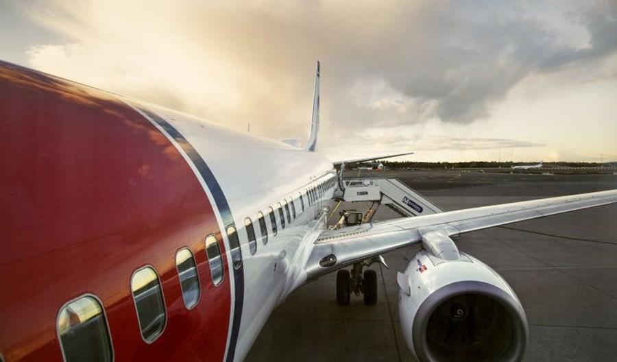 Norwegian Air prognozuje wzrost rezerwacji i zwiększy flotę w 2022 roku