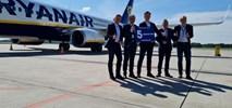Pięć nowych połączeń Ryanaira z Wrocławia. Zimą 30 tras z Dolnego Śląska