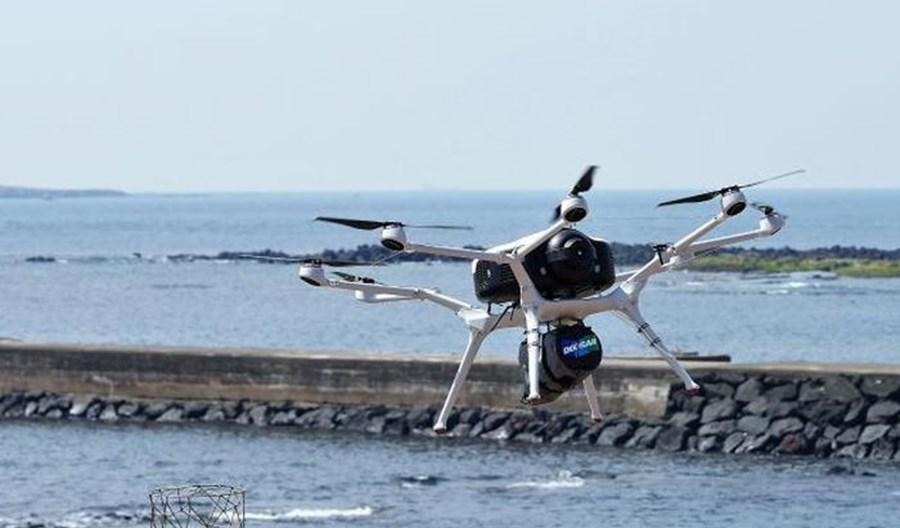 AI Clearing rozpoczyna współpracę z koreańskim producentem dronów napędzanych wodorem