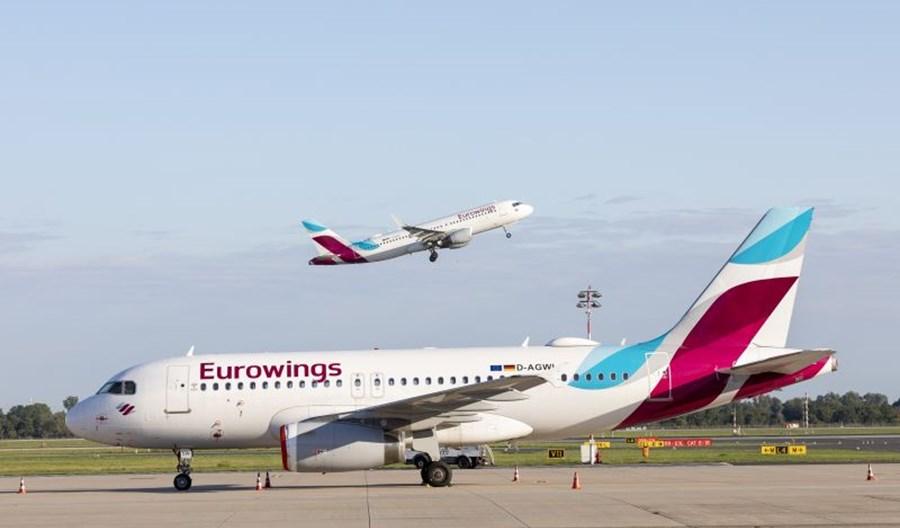 Eurowings rzuciły wyzwanie liniom SkyUp i Ryanair na trasie do Kijowa
