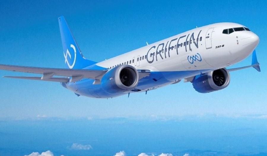 Griffin Global Asset Management zamawia pięć boeingów 737 MAX 8