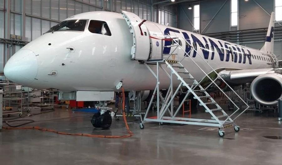 Avia Prime i Finnair przedłużyły kontrakt na obsługę E190 w Katowicach
