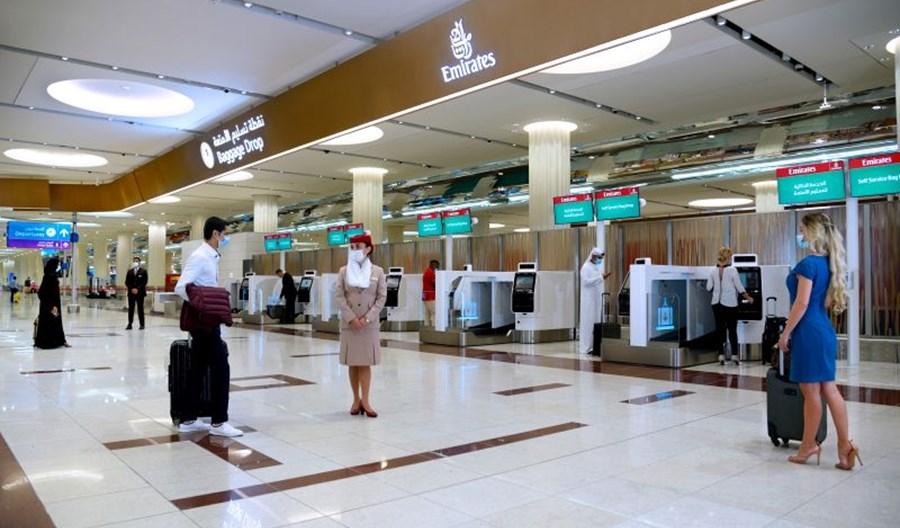 Emirates: 15,8 mln pasażerów w 2020 roku, ponad 20 nowych tras jesienią