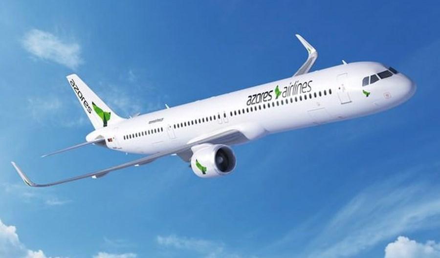 Nowy rekord A321LR. Odrzutowiec Azores Airlines pokonał 7874 km!