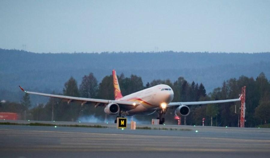 Norwegia: Duży wzrost pasażerów na trasach krajowych. Cargo też w górę