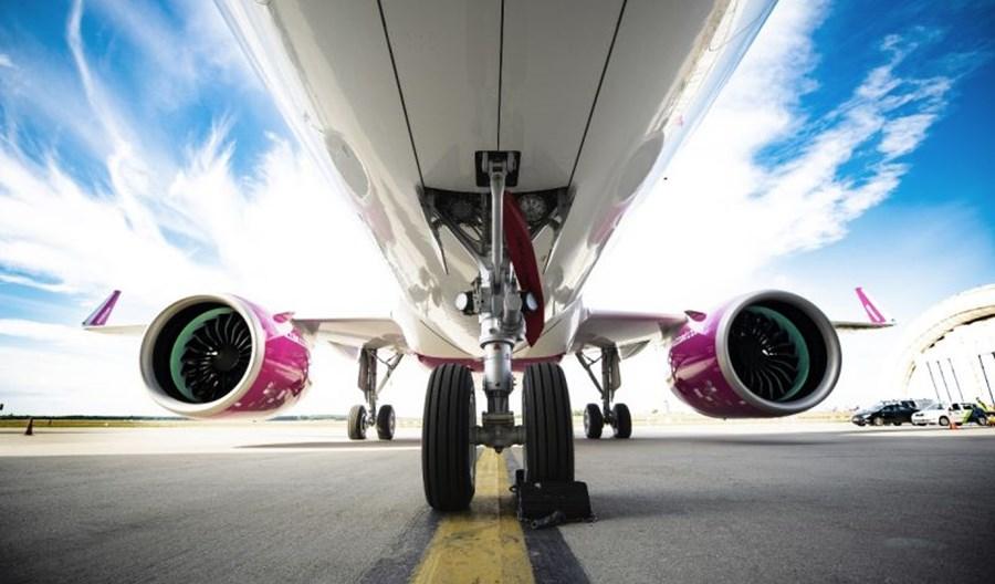 Pięć nowych połączeń Wizz Air z Budapesztu. Więcej lotów do Rosji i na Ukrainę