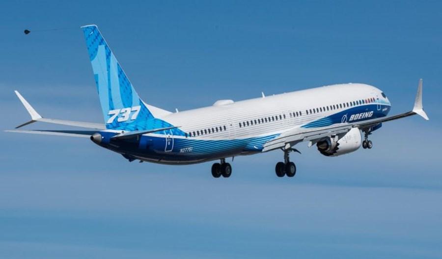 Boeing dostarczył w sierpniu 22 samoloty i zyskał zamówienia na 53 odrzutowce