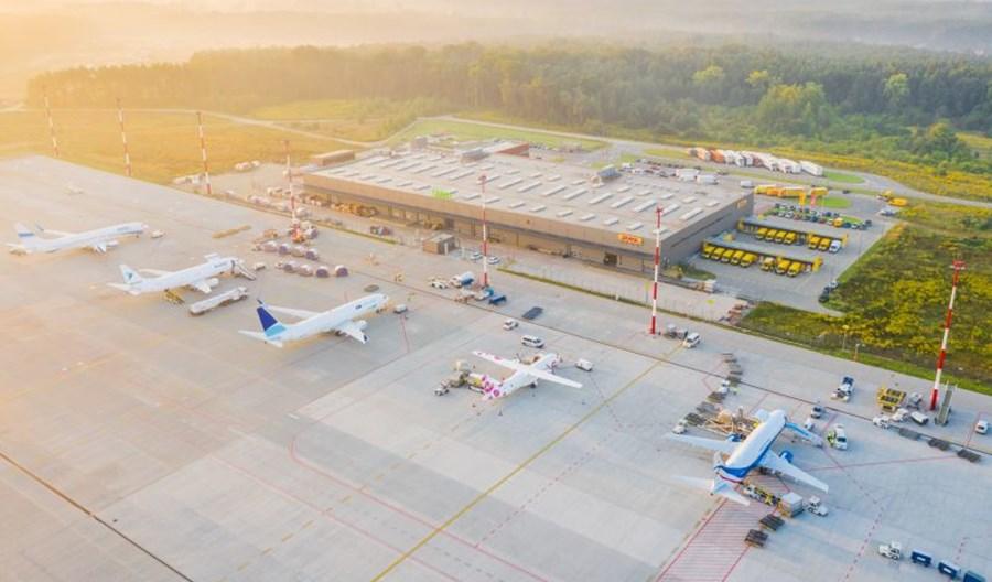 Katowice: Sierpień najlepszym miesiącem przewozów cargo w 2021 roku