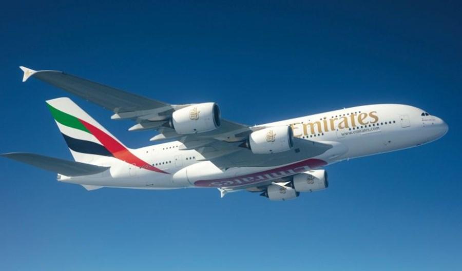 Więcej rejsów Emirates do USA. 24 loty w tygodniu A380