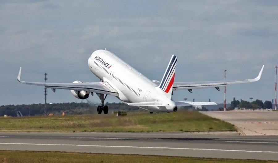 Airbus, Air France i DSNA rozpoczynają testy w ramach inicjatywy bardziej wydajnych lotów
