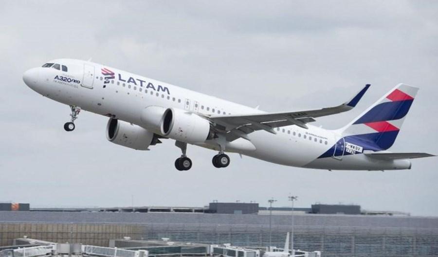 Linie LATAM zmodernizują ponad 200 samolotów z rodziny A320