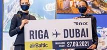 Dubaj dołączył do miejsc docelowych rejsów airBaltic. Najdłuższa trasa z Rygi