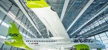 32. airbus A220-300 dla airBaltic przyleciał do Rygi. Największa flota A220 w Europie