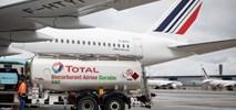 Air France poleciały z Nicei do Paryża na zrównoważonym paliwie lotniczym