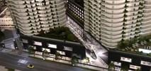 """""""Surowy kadłub jak dzieło sztuki"""". B747 wkomponowany w kompleks w centrum Seattle"""