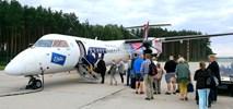 Babimost: LOT rozważa zwiększenie częstotliwości lotów do Warszawy