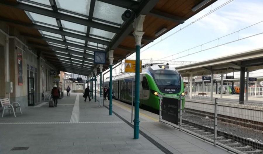 Pociągi połączą łatwiej Rzeszów z aglomeracją i portem Jasionka
