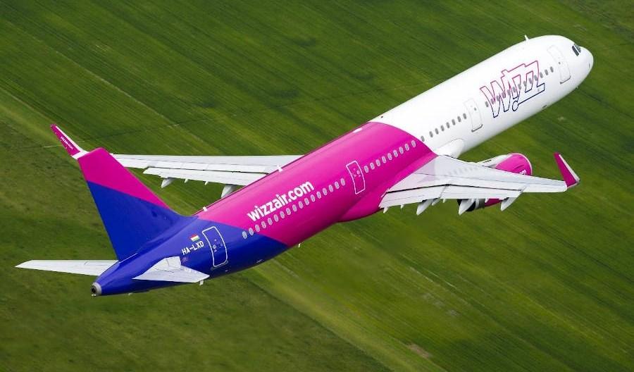 Wizz Air otwiera bazę w Palermo na Sycylii
