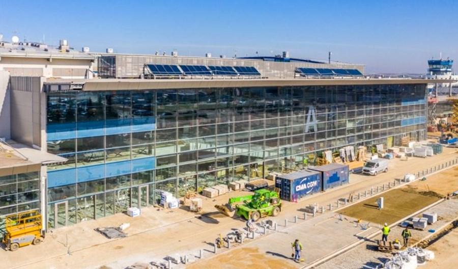 Katowice-Pyrzowice: Terminal B ruszy w czerwcu, wiosną i latem dużo nowych tras